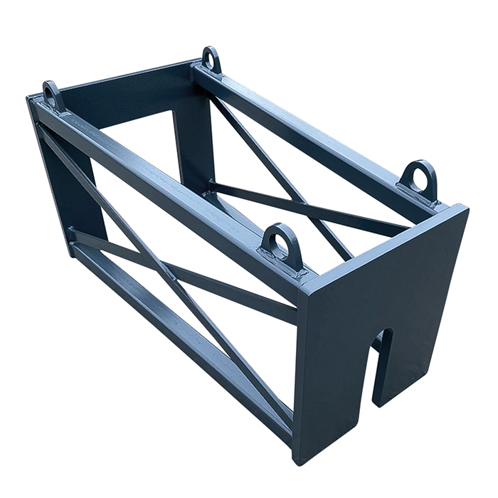 Extension frame