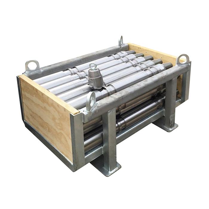 T247 steel rod system