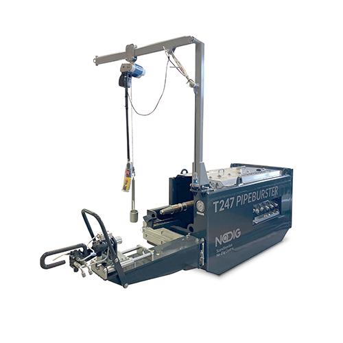 T247 pipeburster