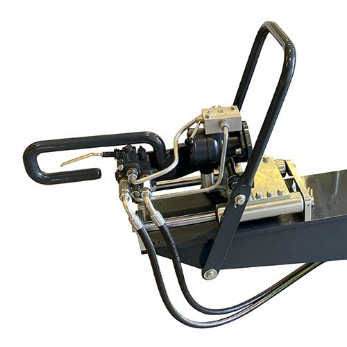 Steel rod spinner
