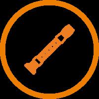 Blockflöte Icon