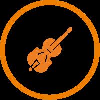 Geige Icon