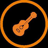 Gitarre Icon