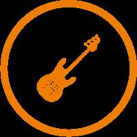 E-Bass Icon