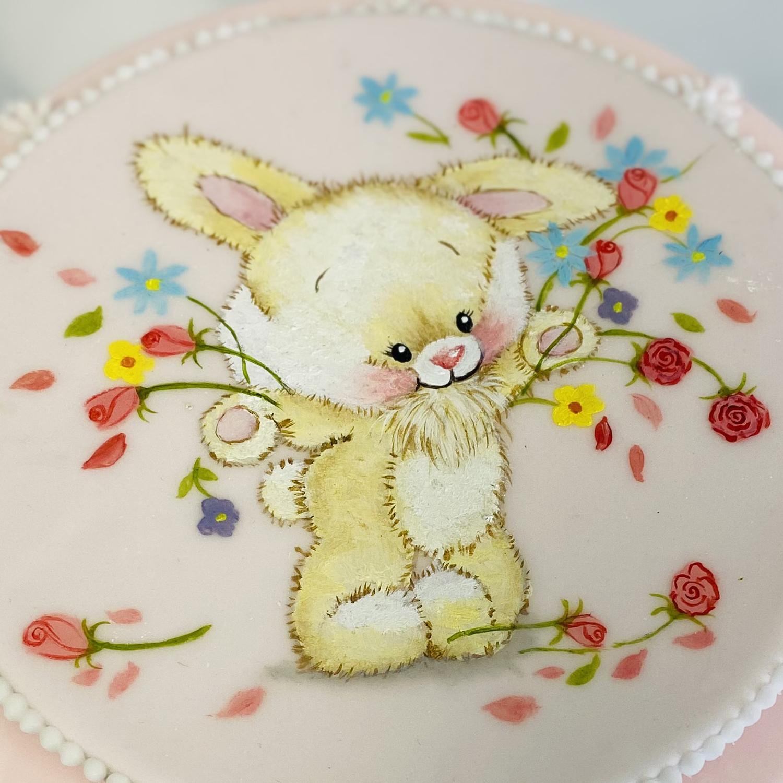 Happy Bunny Cake