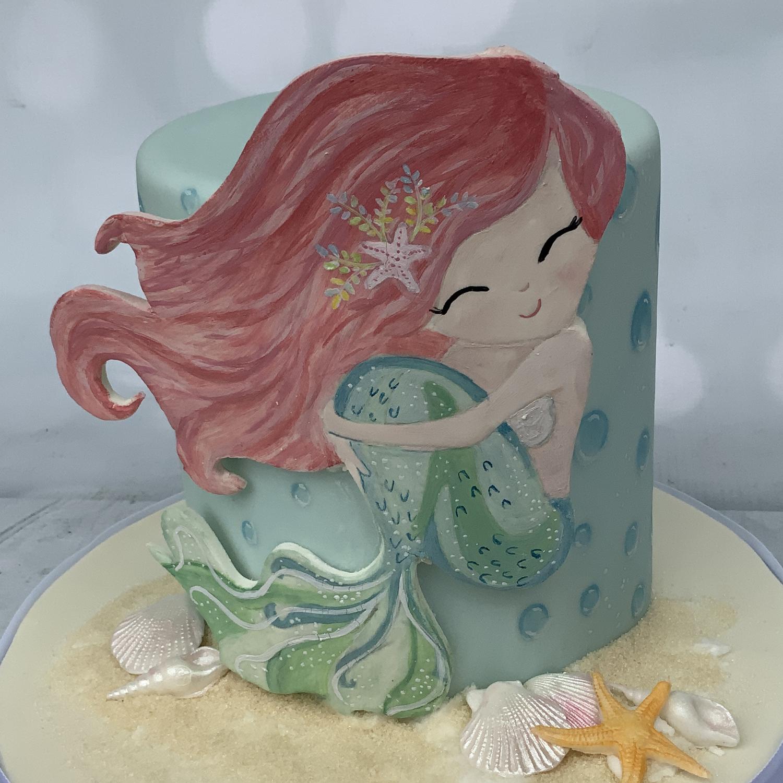 Mermaid 3D