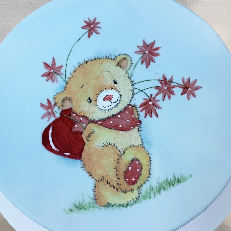 Beginners Teddy Bear