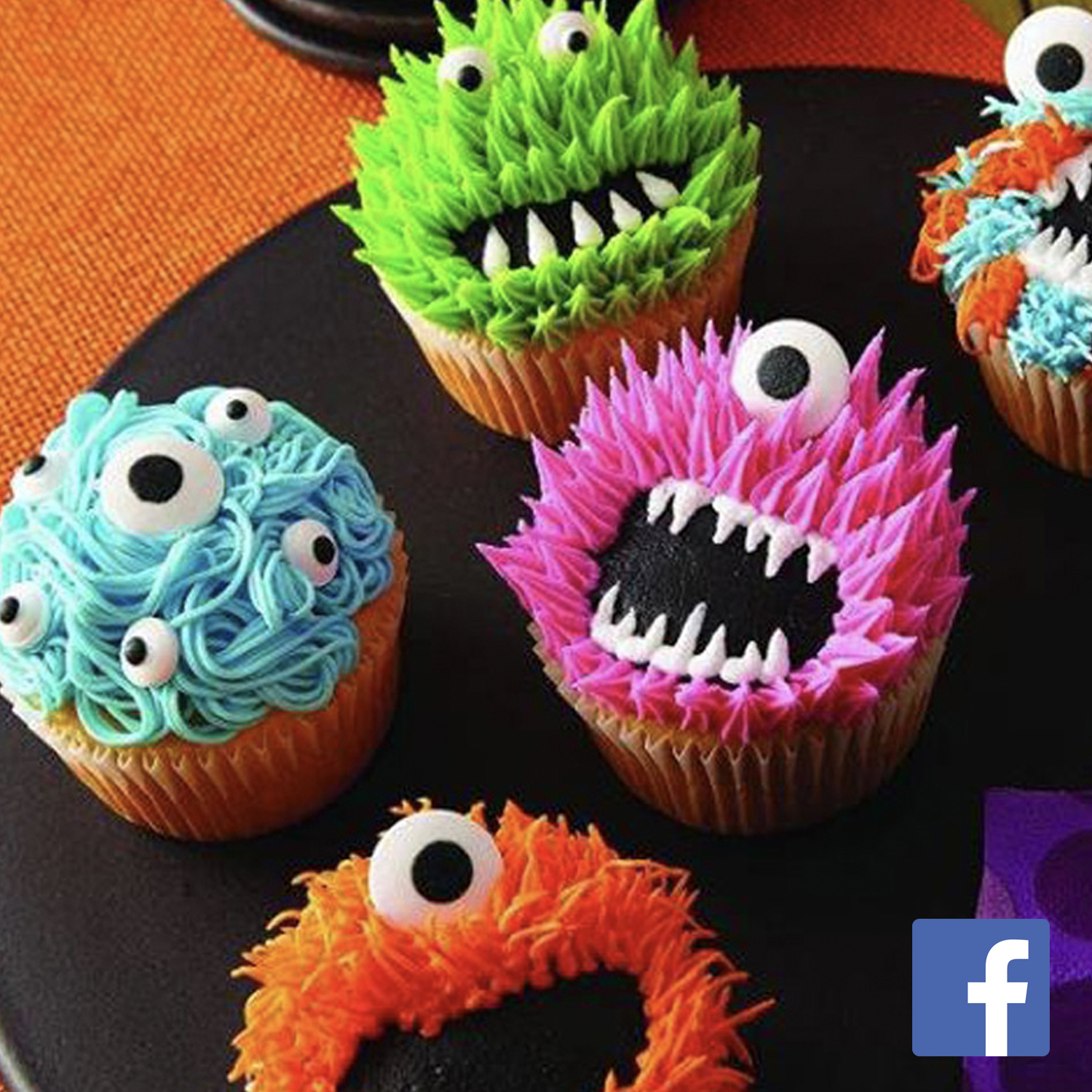 Let's Make Monster Cupcakes with Tracey Mann