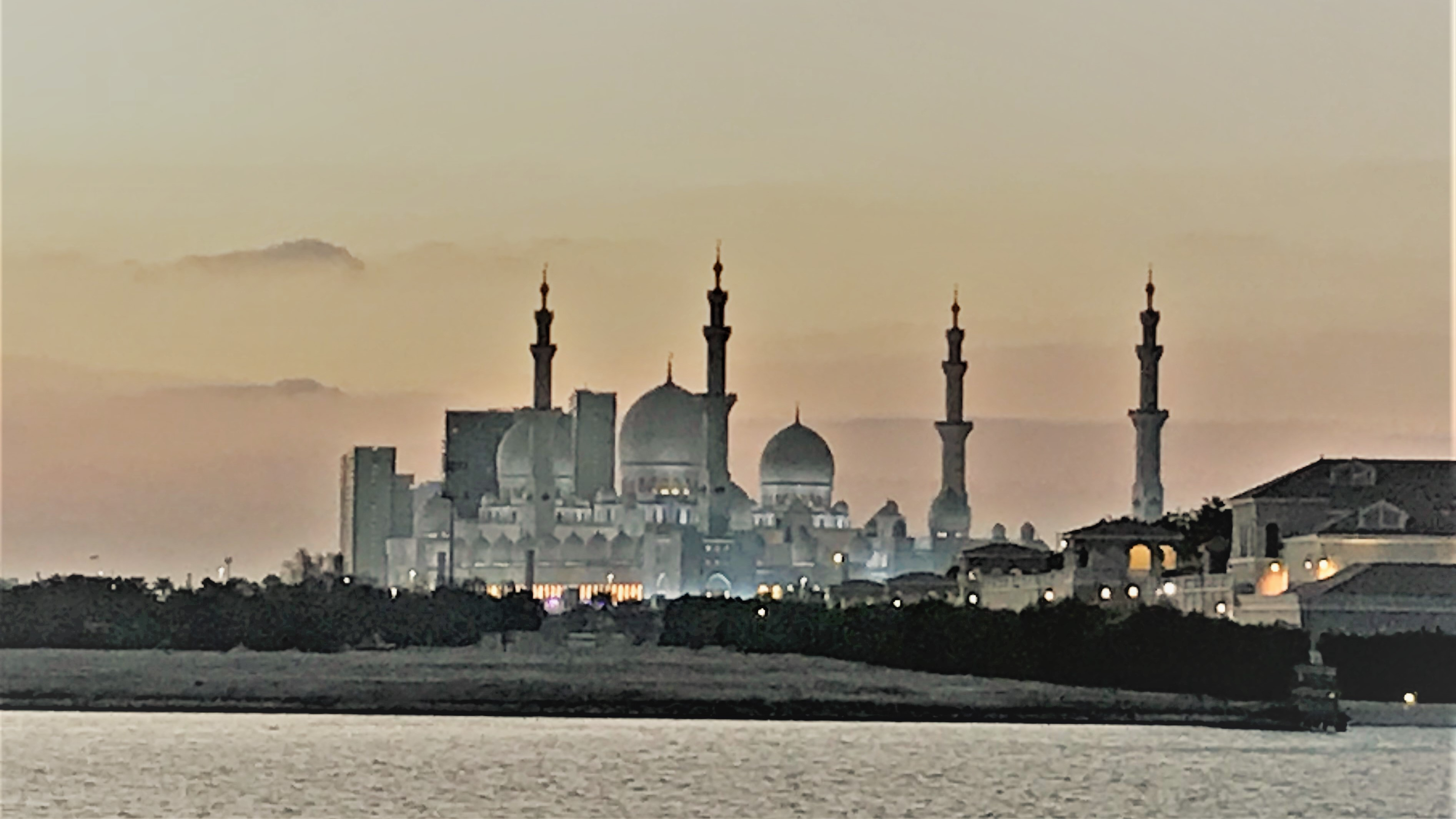 Abu Dhabi Moskee