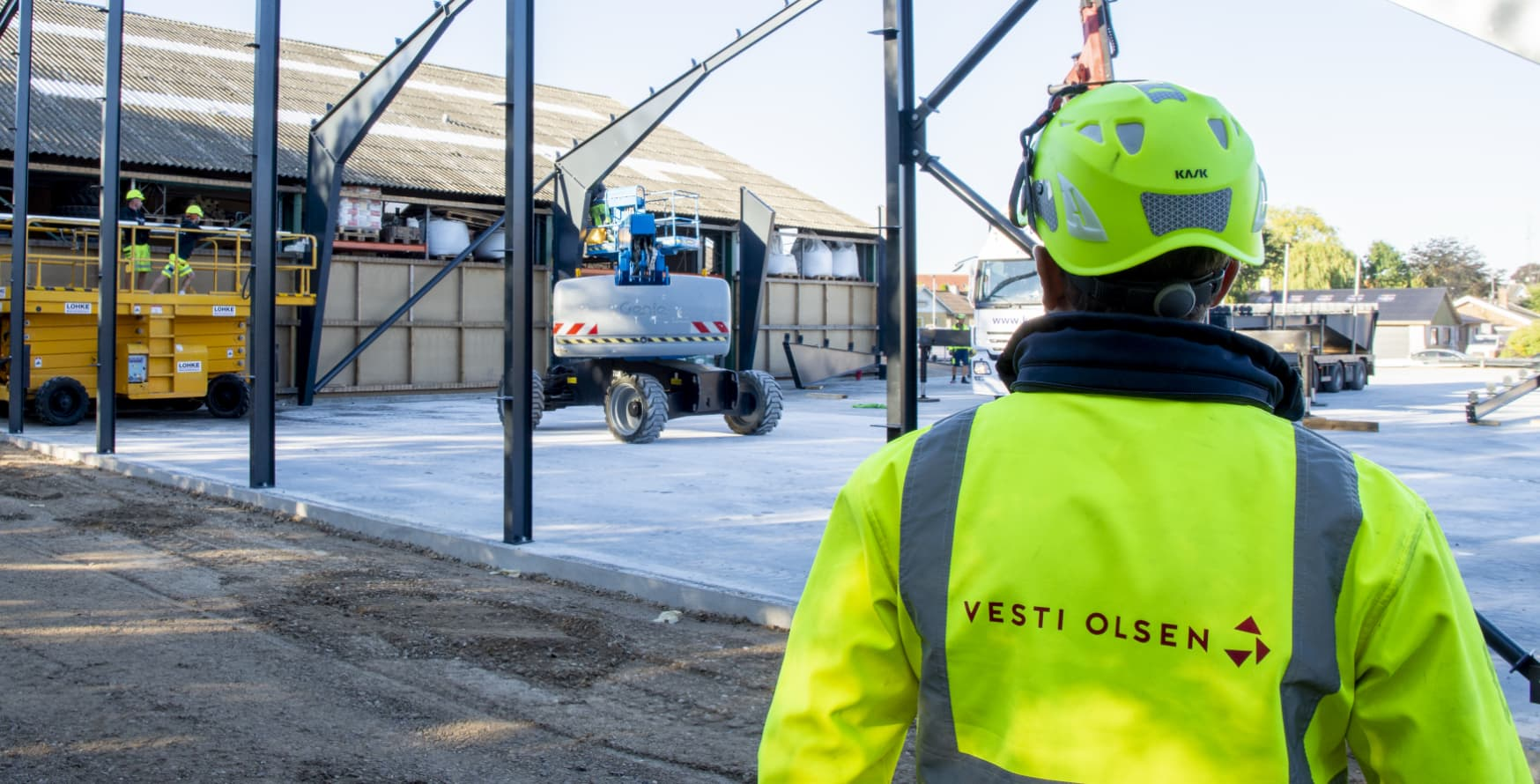 Vesti Olsen gathers all employees under one roof with Ziik