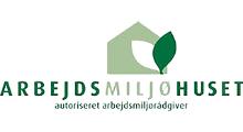 arbejdsmiljohuset logo
