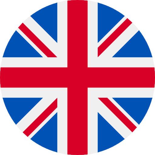 UK language icon