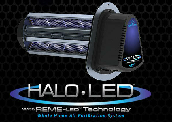 REME Halo Led by RGF