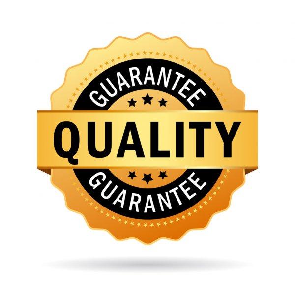 Quality Guarantee Logo