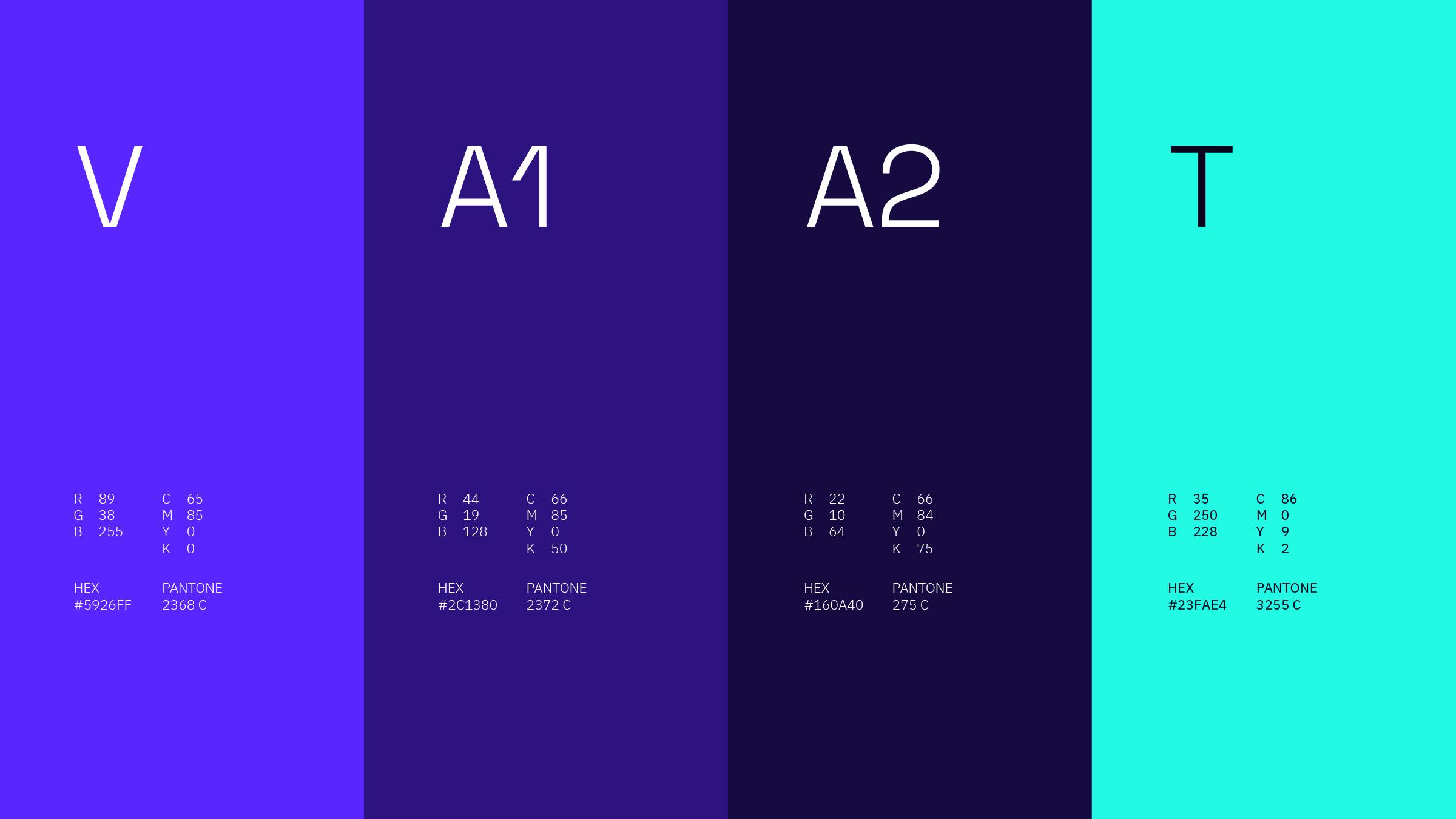 Paleta de color de Argieskema