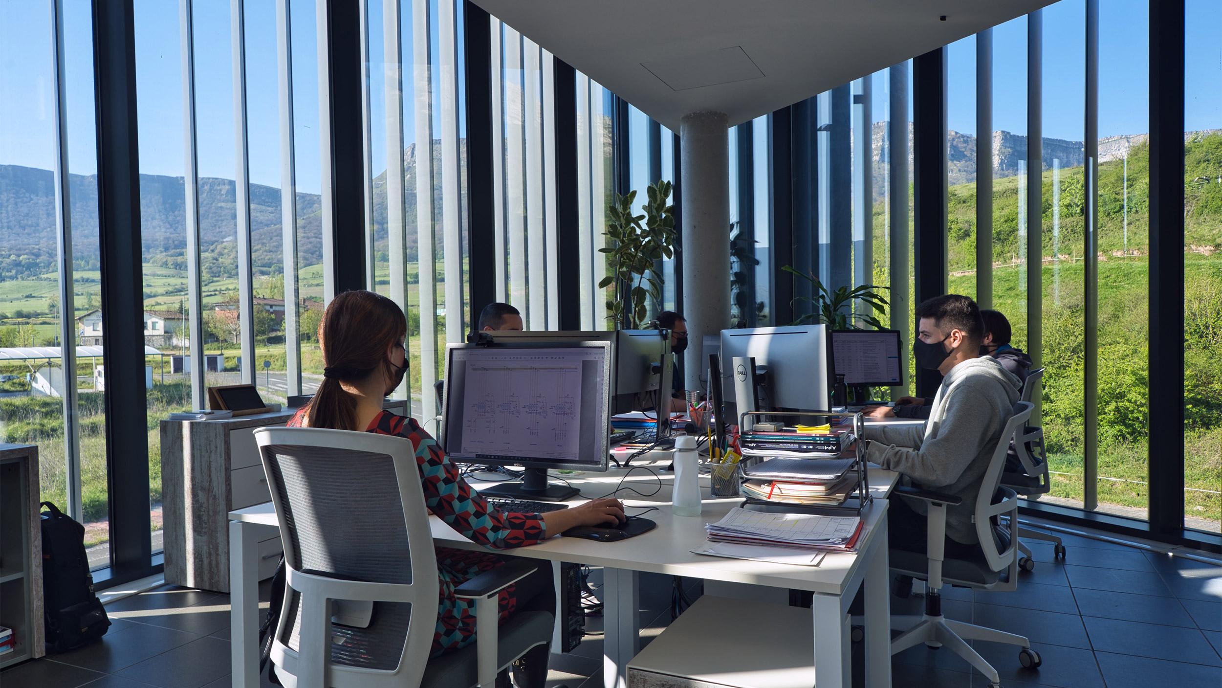 Oficinas de Argieskema