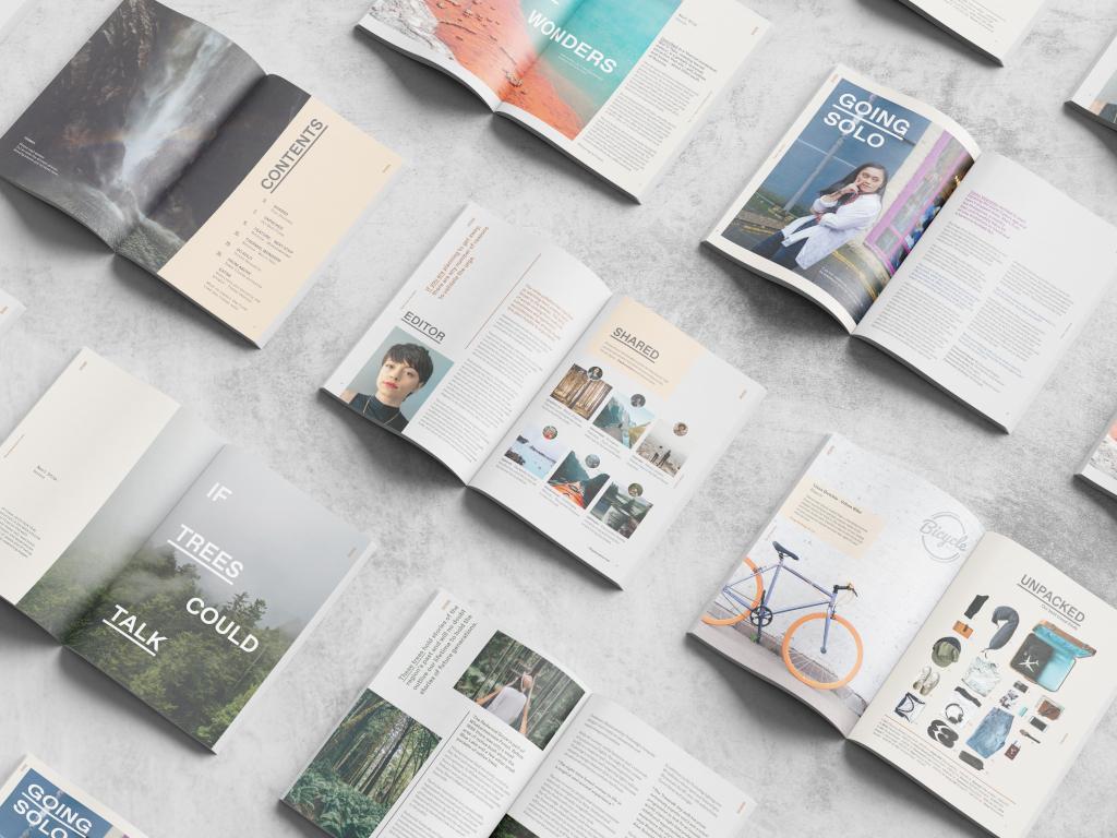 Sphere - Travel Journal