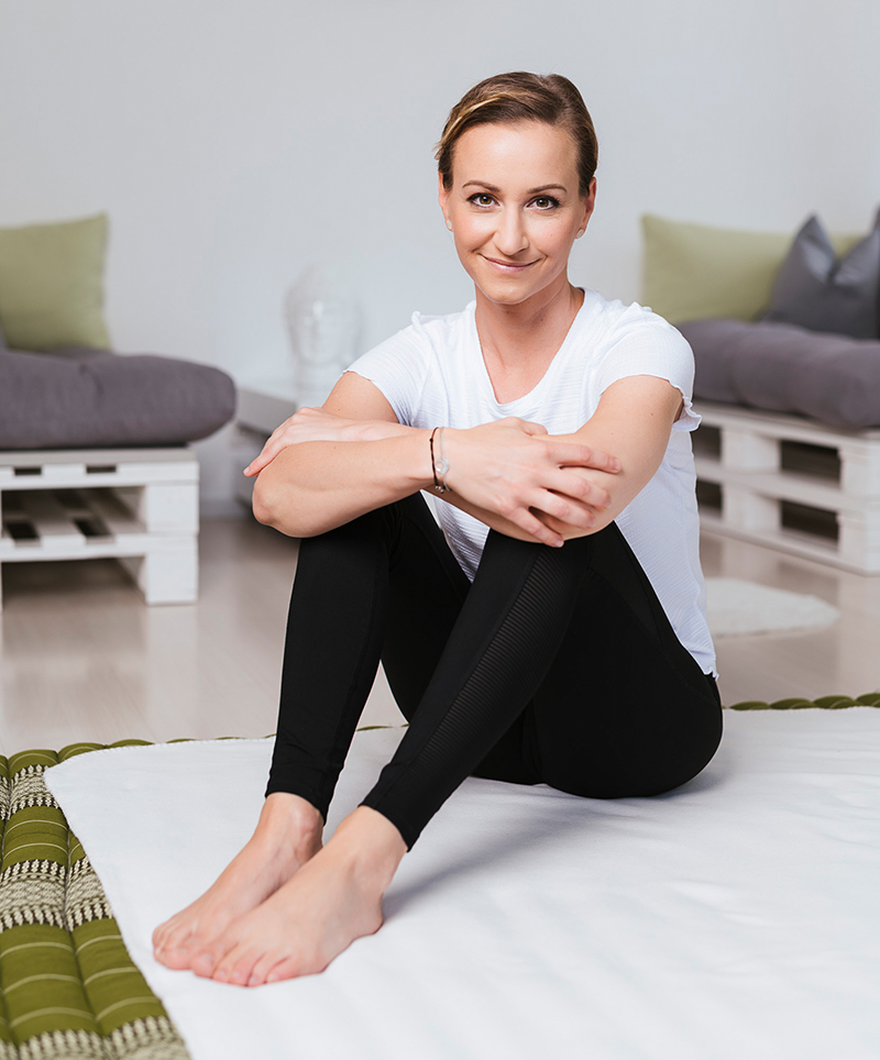 Daniela Baumgartner NuadThai Praktikerin