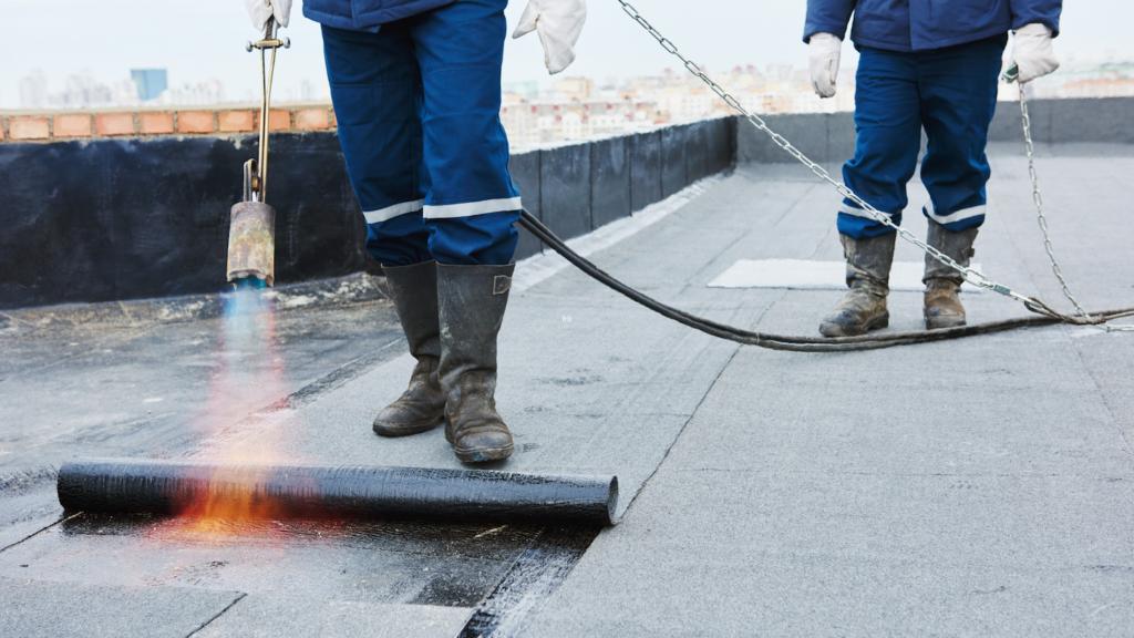 Modified Bitumen Roofing company