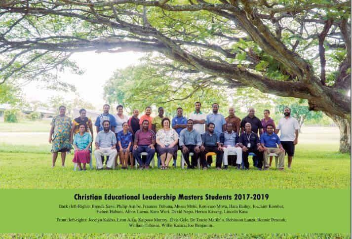 Capacity strengthening for education leaders in Papua New Guinea