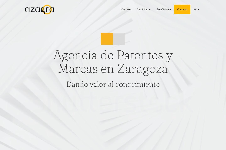 Azagra Patentes y Marcas