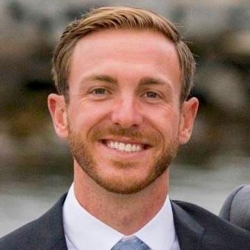 volunteer Kyle Sherin