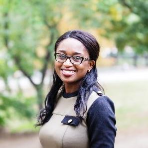 Volunteer Dami Rosanwo