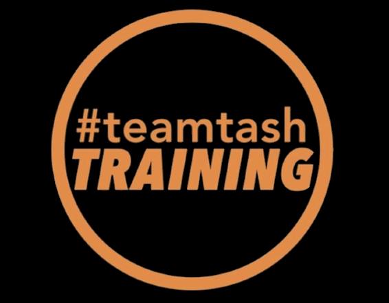 Team Tash logo