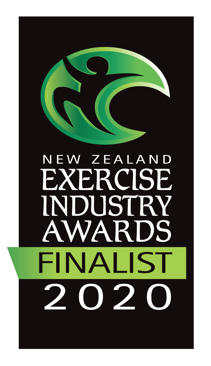 New Zealand Exercise Industry Excellence Finalist Logo