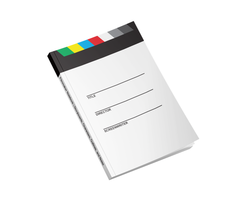 Filmmaker Notebook | Storyboards, Characters, Outlines, and Notes
