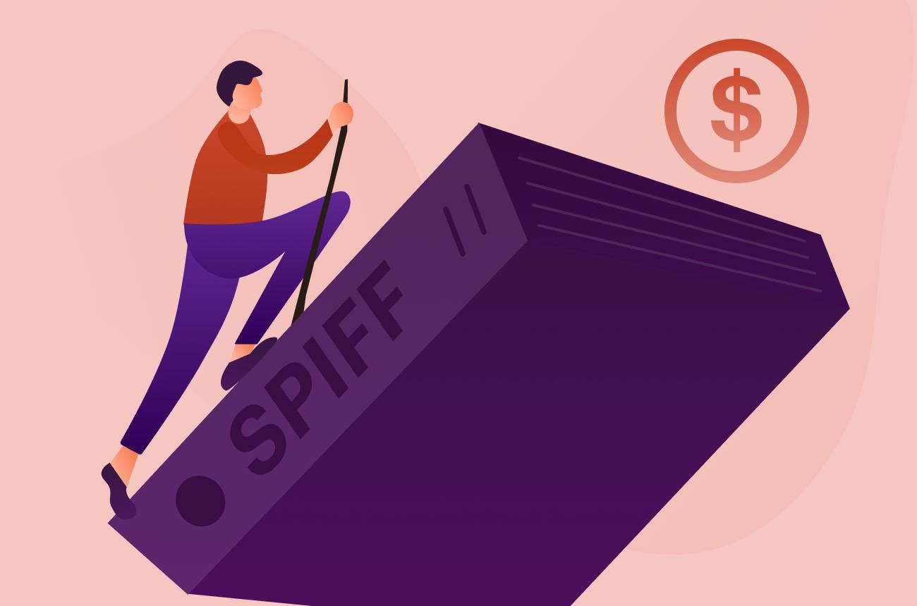 How to Design a Winning SPIFF Program