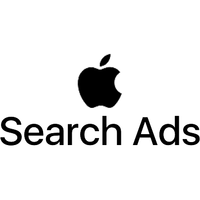 Logo apple search ads