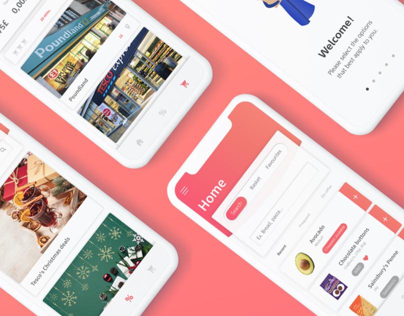 Shopwiz: a mobile shopping app