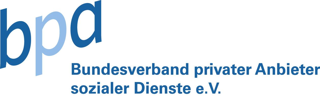 Logo Bundesverband privater Anbieter sozialer Dienste e.V.