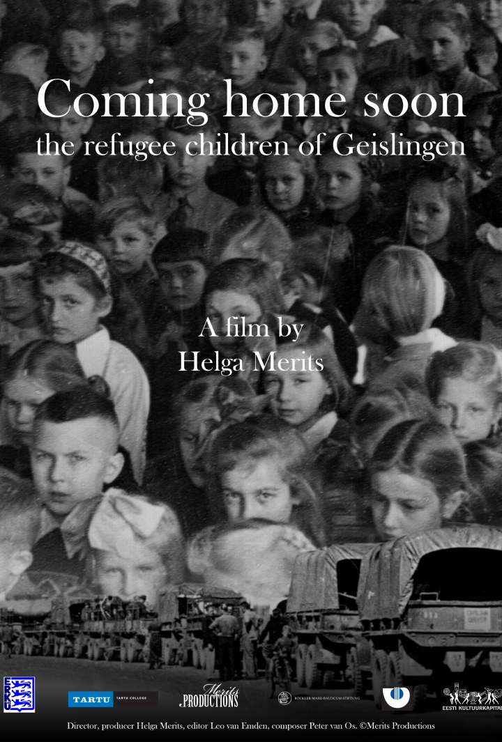 Coming Home Soon - The Refugee Children of Geislingen