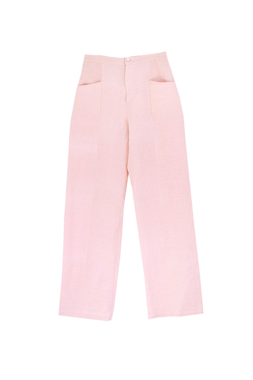 the branda pants - light pink