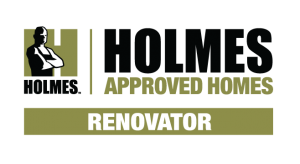 Holmes Approved Homes Logo