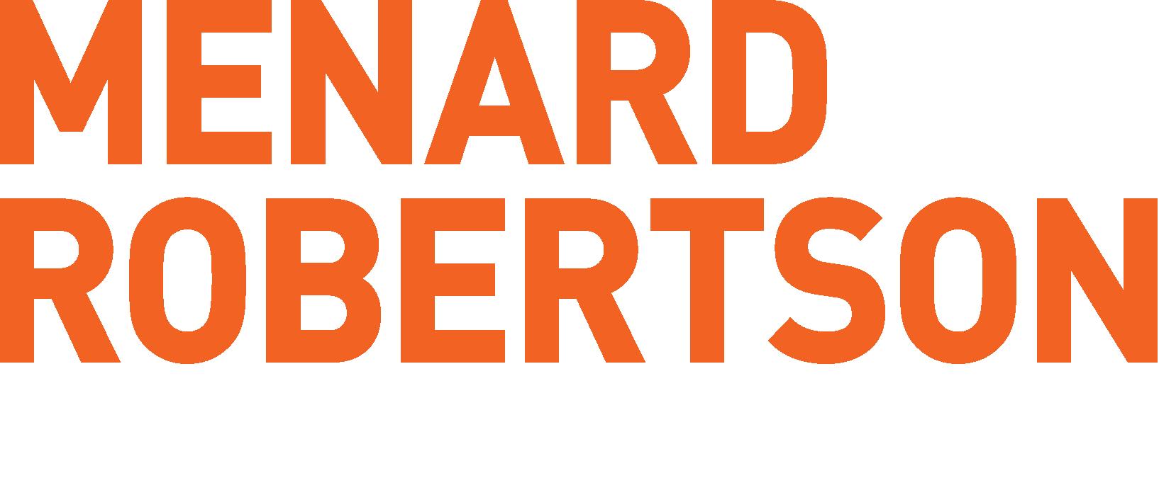 Menard & Robertson Logo