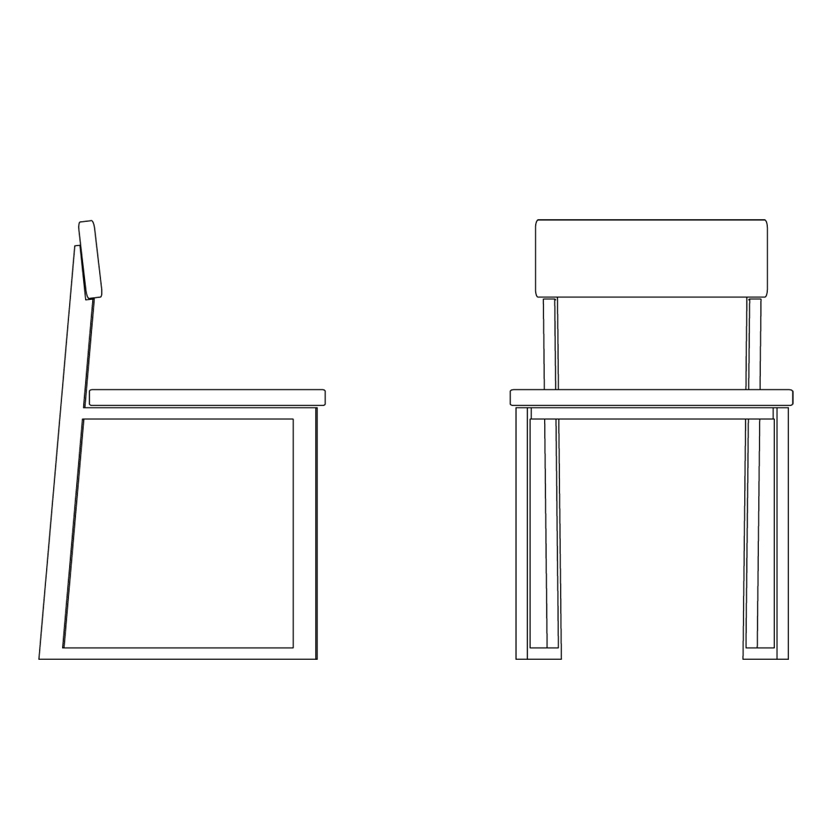 Stock Chair