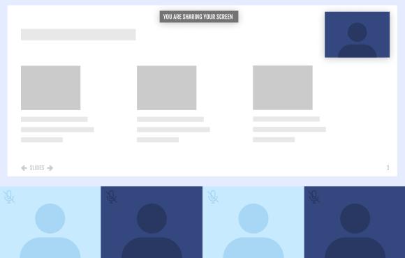 Drawing - sharing visual content