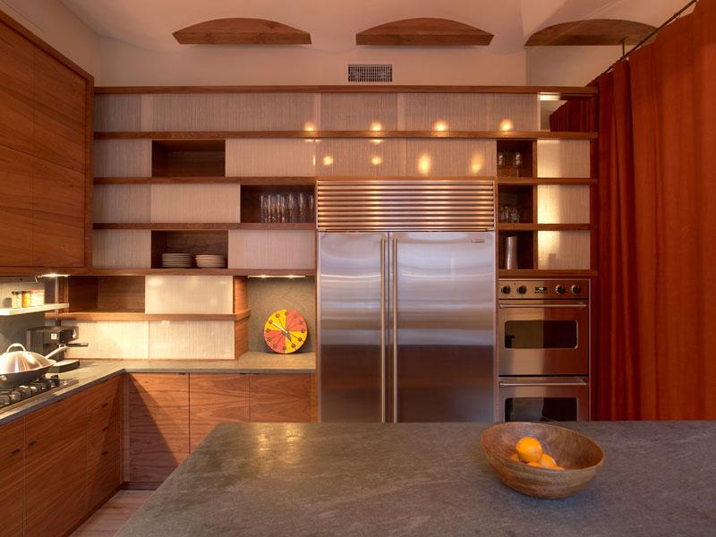 Tribeca Loft Kitchen Shot 2