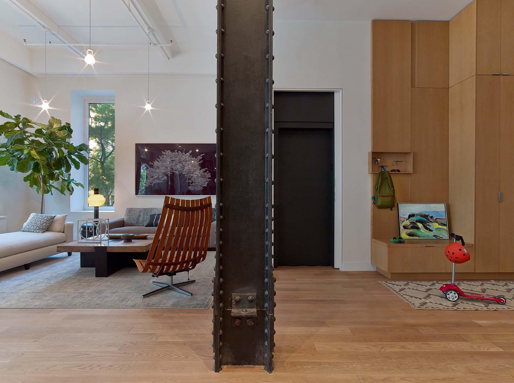 Flat Iron Loft Living Space Shot 4