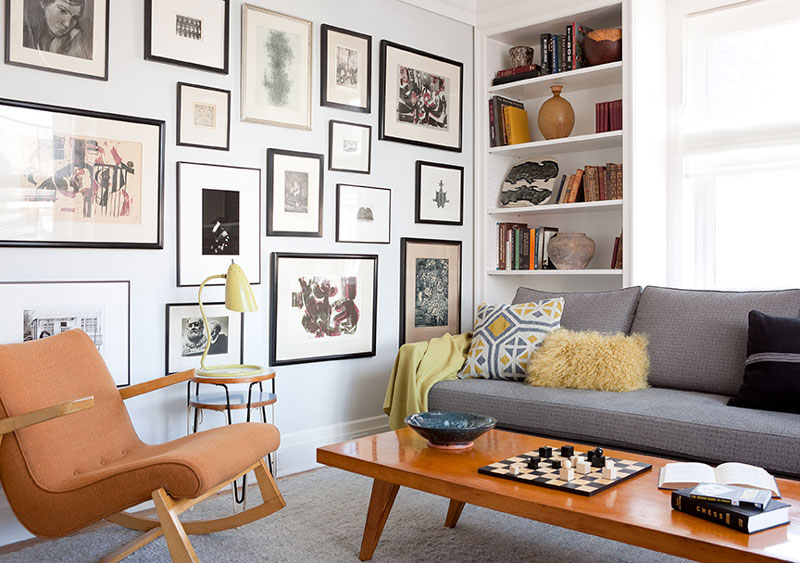 Upper East Side Duplex Living Room 2
