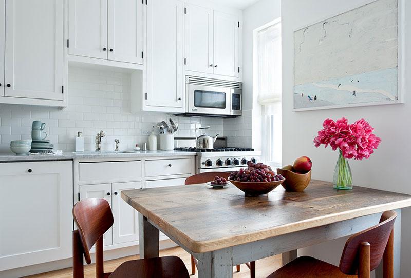 Upper East Side Duplex Kitchen