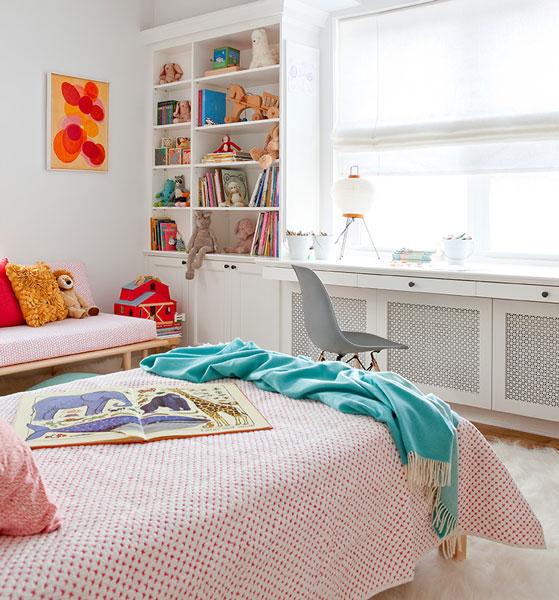 Upper East Side Duplex Bedroom