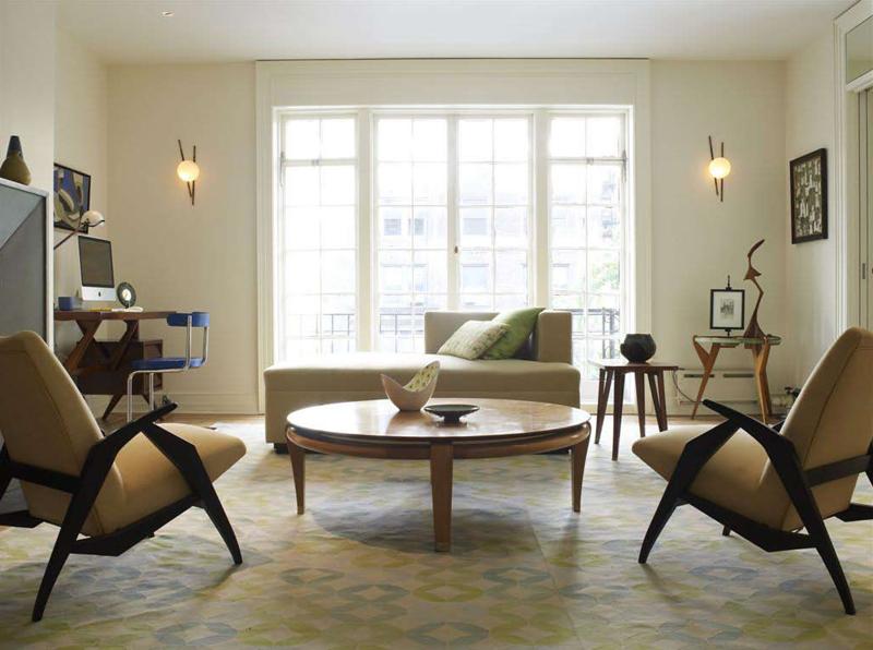 Sutton Place Living Room