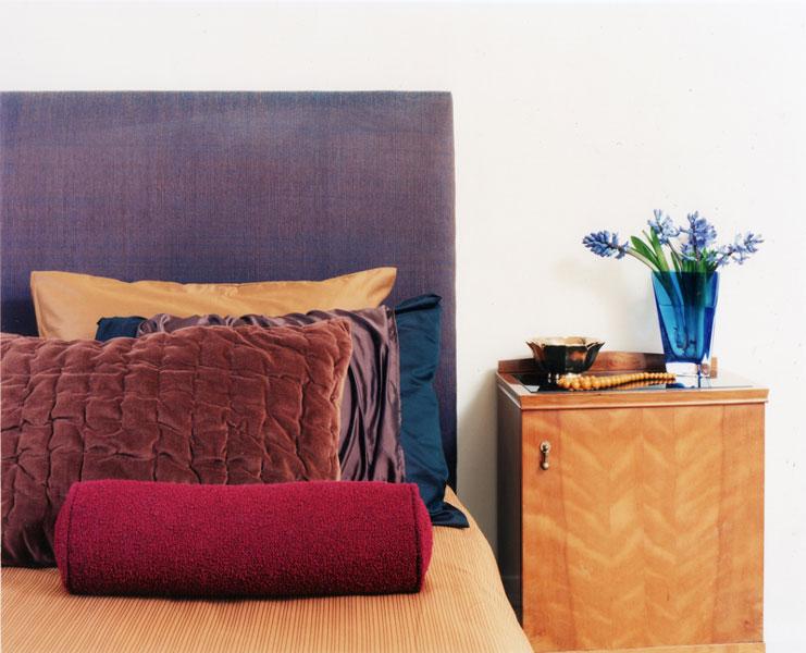 Upper West Side - Duplex Bedroom