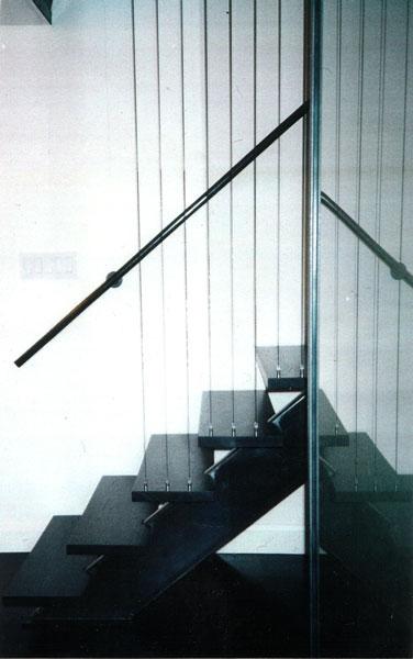 Upper West Side - Duplex Staircase