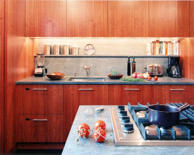 Upper West Side - Duplex Kitchen
