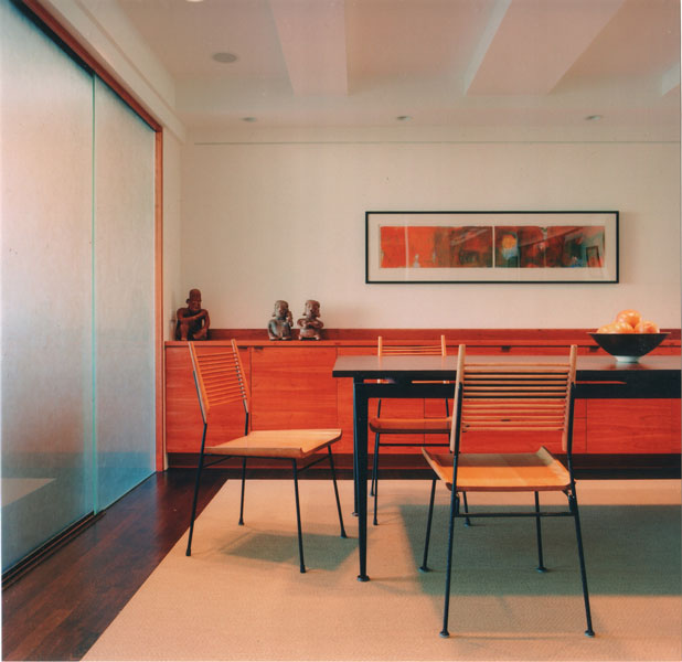 Upper West Side - Duplex Dining Table